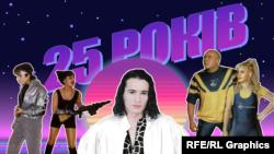 Зліва направо: «Аква Віта», Юрко Юрченко та «Фантом 2»