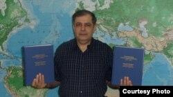 Проживающий в США узбекский журналист Джахангир Мухаммад.