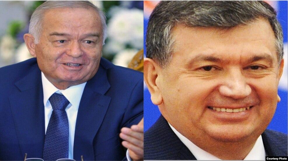 Ислам Каримов и Шавкат Мирзияев вошли в список ключевых фигур международной жизни в 2016 году