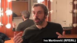Uliks Fehmiu, foto: Iva Martinović