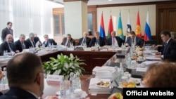Եվրասիական տնտեսական միության խորհրդի նիստ, արխիվ
