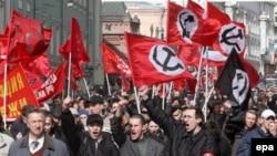 Național bolșevism - o varianță a extremismului
