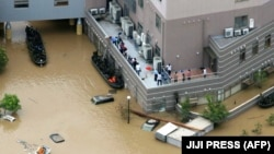 Ջրհեղեղ Ճապոնիայում, արխիվ