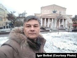 Руководитель Общественного центра по борьбе с фальсификатом Игорь Болбат