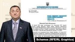 Олександр Герега, народний депутат і співвласник мережі гіпермаркетів «Епіцентр» запитував у ДПС, чому вони не впустили громадянина Латвії, працівника «Епіцентру К»