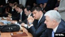 Sa sjednice Odbora, Foto: Savo Prelević