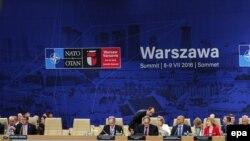 НАТО саммити. Варшава, 9-июль, 2016-жыл.