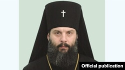 Хорепископ патриарха митрополит Сенаки и Чхороцку Шио Муджири