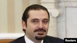 Lebanese Prime Minister Saad al-Hariri