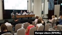 La Forumul moldo-român în domeniul turismului de la Chișinău