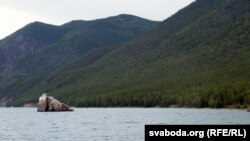 Байкал, бухта Песчаная