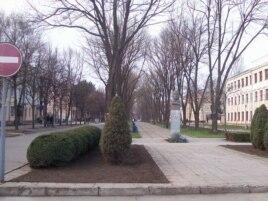 Bulevardul Gagarin, Tiraspol