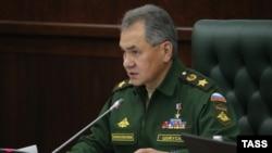 Ministri rus i mbrojtjes, Sergei Shoigu