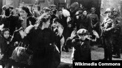 Геттои Варшава дар соли 1943