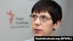 Шеф-редактор українського порталу «Детектор медіа» Наталя Лігачова