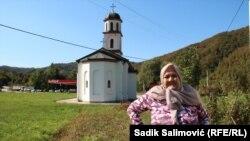Fata Orlović na svom imanju u Konjević Polju, Bosna i Hercegovina