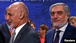 ریاست جمهوری افغانستان حرفهای آقای عبدالله را خلاف موازین و روحیه دولتداری عنوان کرد بود.
