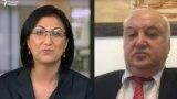 Видеоинтервью по Skype: Мордехай Кимягаров отвечает на вопросы Хиромон Бакозода
