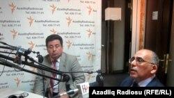 Tahir Aydınoğlu və Rahim Hacı
