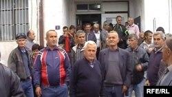 Протести на тутунопроизводителите од прилепскиот регион