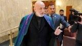 Owganystanyň öňki prezidenti Hamid Karzaý