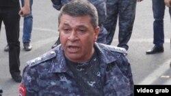 Армениялық полиция басшысы Владимир Гаспарян.
