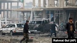 آرشیف، انفجار در شهر کابل