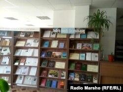 Нохчийн Къоман Библиотекехь, 25Мар2014