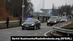 Интиқоли тобути қурбониёни ҳодисаи 8-уми январ. Бориспол, Украина, 19-уми январи 2020