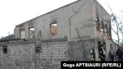 რუსი მესაზღვრეების ახალი მავთულხლართები ქართულ სოფლებში