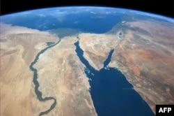 Nil, jedna od najvećih reka na svetu