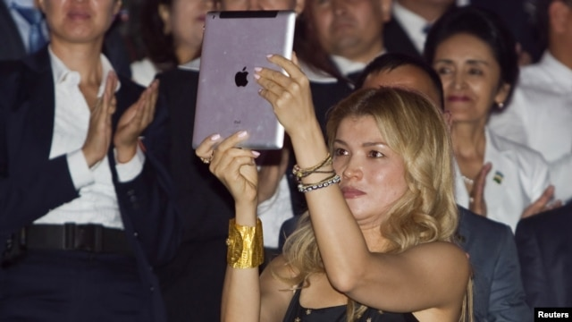 Gulnara Karimova has been furiously fighting her corner on social media in recent weeks.