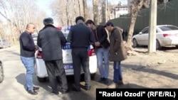 پولیس تاجیکستان