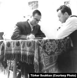 Сулдан: Осман Али Соуккан белән Али Закеров мәхәллә эшләрен башкарганда