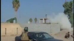 كركوك: مواجهات مركز شرطة الرياض