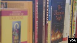 Українська колекція книг у магазині Powell's Books