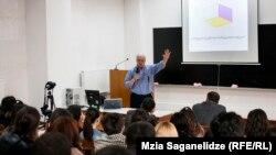 ლექცია მათემატიკის შესახებ