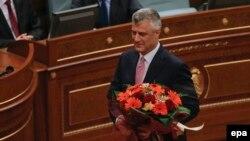 Zgjedhja e Hashim Thaçit president i Republikës së Kosovës.