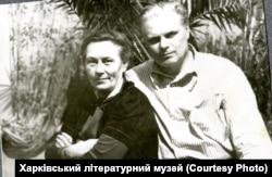 Марія Пилинська та її чоловік Анатолій Бугаєвський