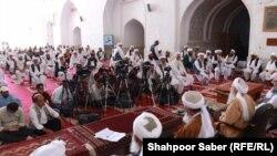 ارشیف، افغانستان کې یو شمېر علماء