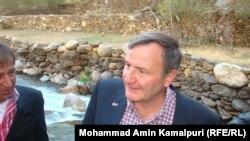 U.S. Ambassador in Kabul Karl Eikenberry