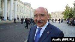 КФУ ректоры Илшат Гафуров