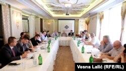 "Konferencija Foruma za etničke odnose ""Bilateralni odnosi Srbije i Hrvatske"", Beograd, 14. jul 2016."