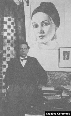Мейерхольд и портрет З.Райх