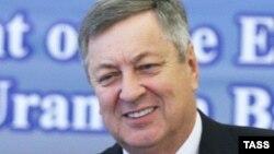 Владимир Школьник в бытность министром энергетики Казахстана.