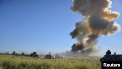Irak, borbe protiv militanata