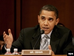 Барак Обама в 2007 году
