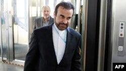دیدار ۲۲ اردیبهشتماه ایران و آژانس بینالمللی انرژی اتمی در وین با حضور رضا نجفی٬ نماینده ایران در آژانس.