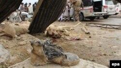Prizor iz Pakistana, arhivska fotografija