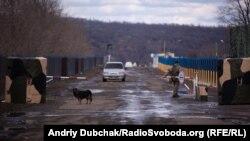 КПВВ «Золоте», Луганська область